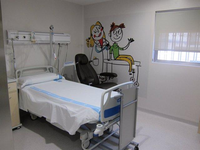 Unidad de Terapia de Medicina Nuclear del Hospital Vall d'Hebron de Barcelona