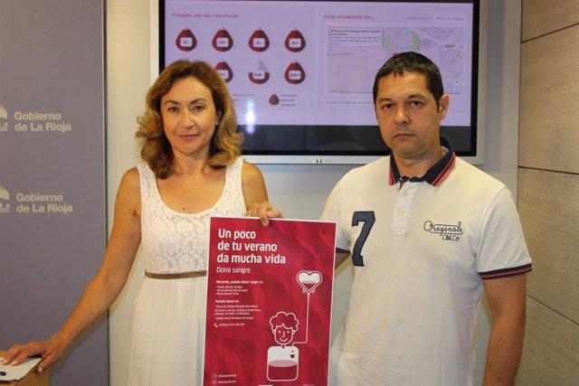 Campaña del Banco de Sangre de La Rioja