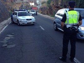 Denunciadas 131 personas en Valladolid por conducir bebidos o drogados
