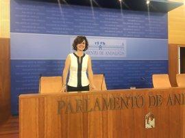 """Podemos afea a Susana Díaz que use financiación como """"arma arrojadiza"""" y la ve """"corresponsable"""" del reparto de recursos"""