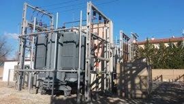 Endesa refuerza la seguridad de dos transformadores de la subestación de Valls (Tarragona)