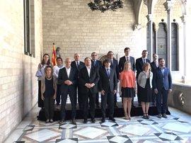 """Lluís Puig asume la Conselleria de Cultura: """"La cultura es un motor de libertad"""""""