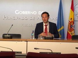 """El Principado espera recibir en """"un tiempo prudencial"""" la respuesta de Podemos e IU a su propuesta """"sincera"""" de acuerdo"""