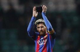 El Barça emplaza a Messi a lograr nuevos retos y records