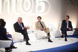 González, Aznar y Zapatero hacen frente contra el referéndum y acusan a Puigdemont de romper la convivencia en Cataluña