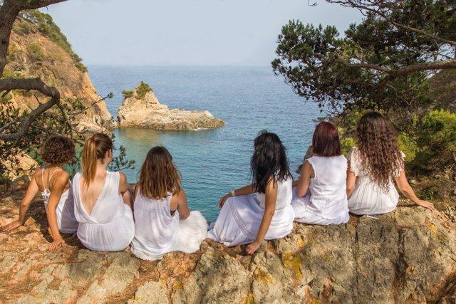 Intérpretes de 'Dones a la Mar'