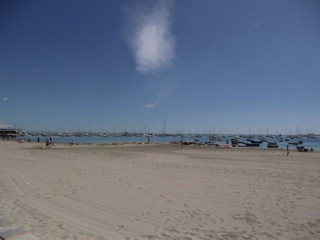 Playa De La Ribera (San Javier)