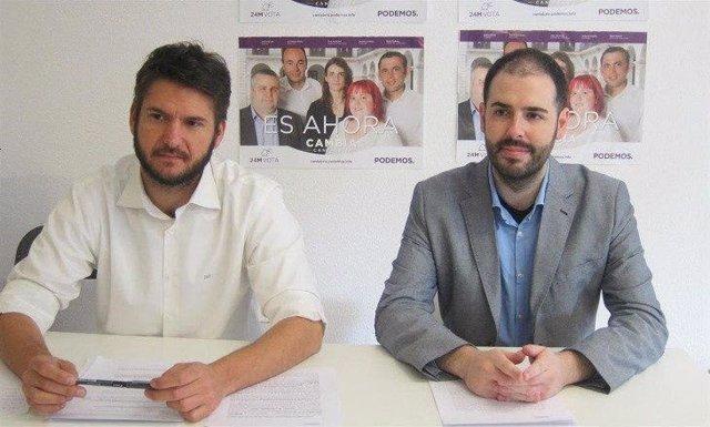 Gavín y Revuelta, de Podemos