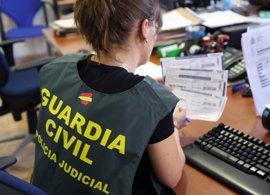 Guardia Civil desmantela una organización de tráfico de medicamentos con cuatro detenidos y cinco investigados