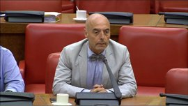 Hurtado (PSOE) critica que Córdoba es la segunda provincia española con menos agentes de seguridad