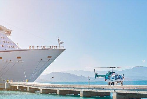 Asistencia en un crucero