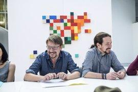 """Pablo Iglesias cree que los expresidentes que hablan de """"sedición"""" no tienen propuestas sensatas para Cataluña"""