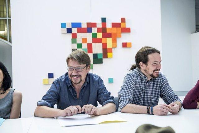 X.Domènech y P.Iglesias