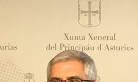 """Llamazares (IU) pide a Javier Fernández """"hechos, y no palabras"""", que demuestren que quiere un """"giro a la izquierda"""""""