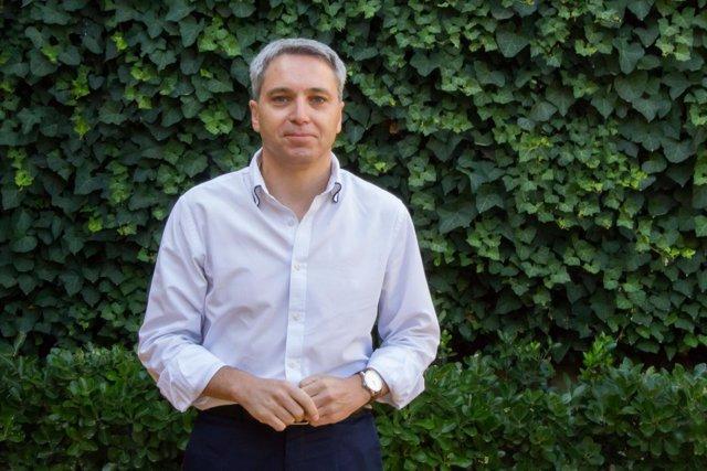 El periodista y presentador de informativos de A3TV, Vicente Vallés