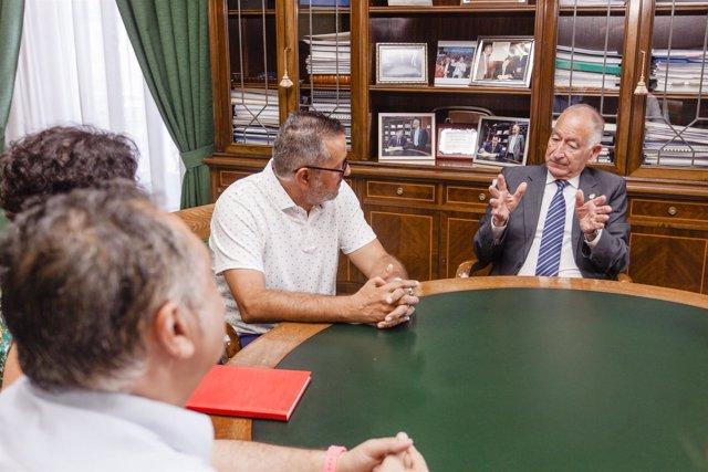 Antonio Valdivieso es el nuevo secretario provincial del sindicato CCOO.