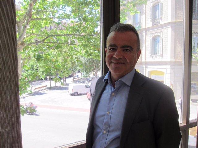 El director de Cultura de la Fundación Mapfre, Pablo Jiménez Burillo