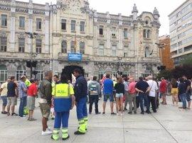 El comité de empresa propone a los trabajadores de limpieza viaria una huelga durante la Semana Grande