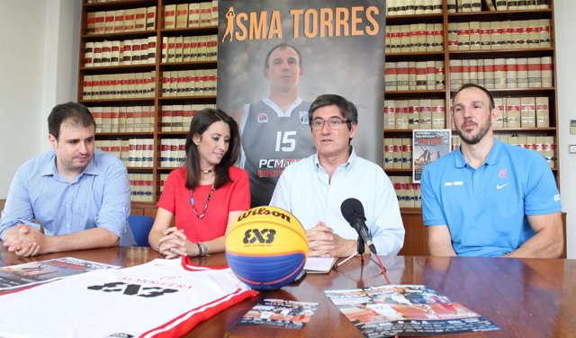 El Torneo 3x3 FIBA de Andalucía tendrá su única parada en Adra.