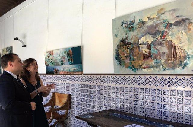 Ávila: Exposición De Marta Maldonado