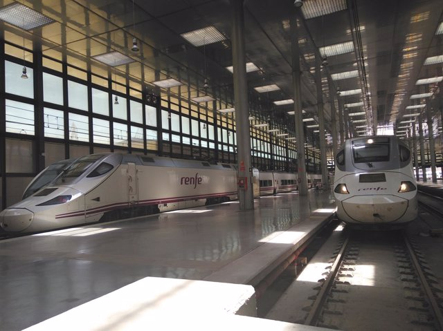 Renfe amplía sus trenes de Madrid a Cádiz
