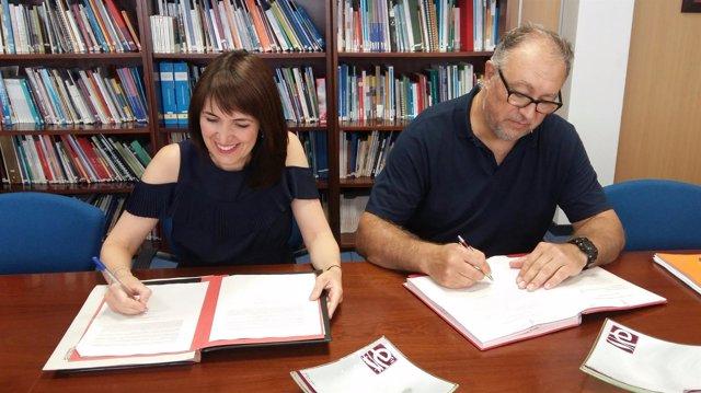 Colaboración entre INAEM y Tecnara