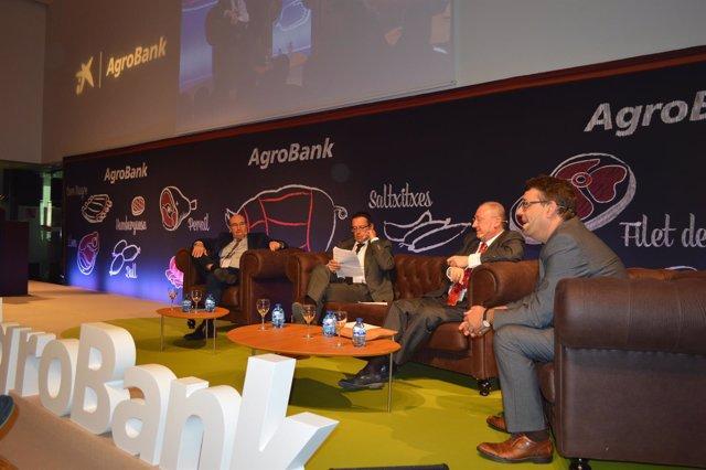 Joan Costa, Albert Morera, Sergio Samper y Miquel Àngel Bergés