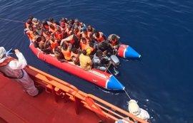 """ACNUR, """"desolada"""" por la tragedia en el Mar de Alborán, la """"peor"""" de la última década en el Mediterráneo español"""