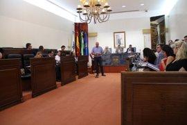 Unanimidad en la Diputación para la concesión de ayudas por 70.000 euros para Moguer y Almonte por el incendio
