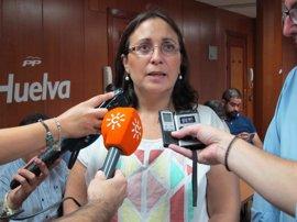 La alcaldesa de Riotinto pide a las administraciones planes de prevención para evitar incendios