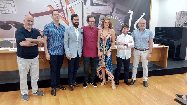 Presentación del 15 º concierto de abono de la ROSS