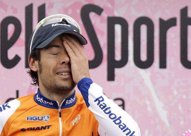 El ciclista español Óscar Freire