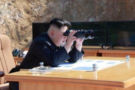 """El Pentágono admite que """"no había visto antes"""" un misil como el disparado por Corea del Norte"""