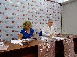 La obra teatral 'De Waska a Huesca' inicia este viernes la programación de 'La Campana de Huesca'