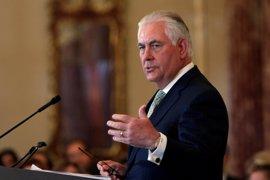 Tillerson viajará a Turquía y Ucrania tras la cumbre del G20 en Alemania