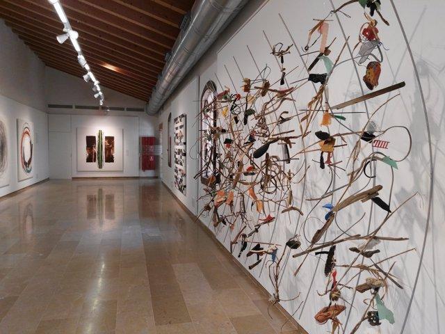 Retrospectiva del artista valenciano Pepe Gimeno.