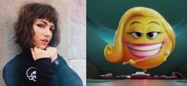 Úrsula Corberó dará voz a Sonrisas en 'Emoji: La película'
