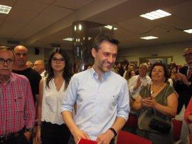 """José María Pérez (PSOE): """"Vamos juntos en la misma batalla"""""""