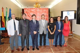 Caraballo felicita a nueva junta del Colegio de Secretarios, Interventores y Tesoreros de Administración Local de Huelva