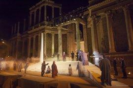 'La Orestiada' roza el lleno en el Teatro Romano en la inauguración del Festival de Mérida