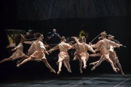 El Béjart Ballet Lausanne levantará el telón del 31 Festival de Peralada este jueves