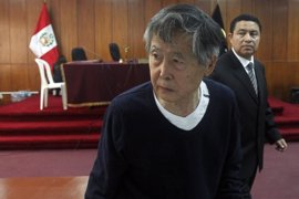 Convocan una protesta en Perú ante la posibilidad de que el presidente indulte a Fujimori