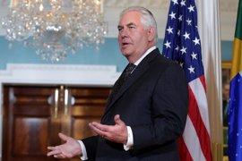 """Tillerson destaca que es importante que Trump y Putin tengan """"un buen intercambio"""" durante el G-20"""