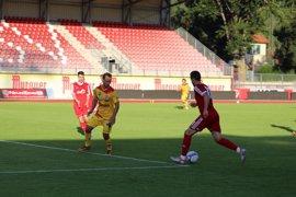 La Selección AFE empata sin goles ante el Kapfenber austriaco