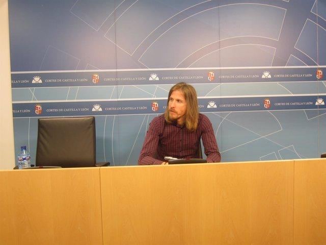 Valladolid.- Pablo Fernández comparece ante los medios