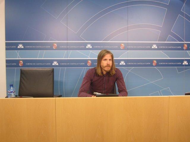 Valladolid.- Fernández comparece ante los medios.