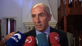 """Gobierno vasco cree que la Fiscalía """"ha quebrado el principio de proporcionalidad"""" en el caso de Alsasua"""