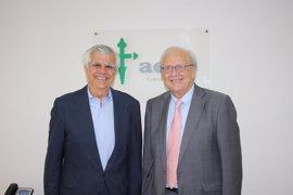 AECC y ASEICA firman un acuerdo de colaboración para fomentar la investigación en cáncer a través de la formación