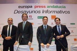 """De la Serna defiende el baipás del AVE Málaga-Sevilla: """"Tras 16 años hablando toca ejecutarlo"""""""