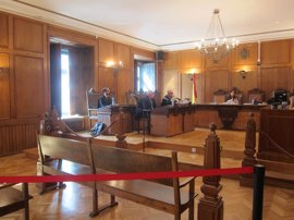 El jurado declara culpable del asesinato de sus hijas al parricida de Moraña